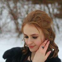 Тургеневская девушка :: Виолетта Бычкова
