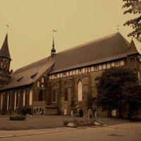 Кафедральный собор , Калининград :: Олег Гулли