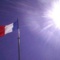 Французский прапор в Украине! :: Миша Любчик