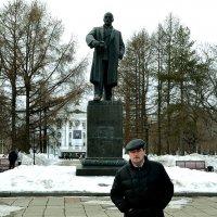 Ленин в Перми :: Валерий Жданов