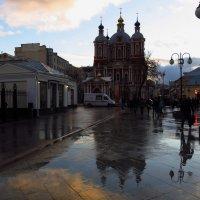 Сегодня в Москве - рекорд давления - 733 мм рт.ст. :: Андрей Лукьянов