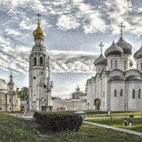 Вологодские картинки :: Moscow.Salnikov Сальников Сергей Георгиевич