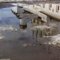 отражение воде :: Сергей Кочнев