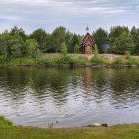 Деревянные церкви Руси ... :: Константин