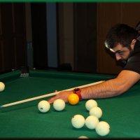 А мы шарики катаем...и иногда забиваем... :: Anatol Livtsov
