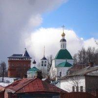 Апрельский ветер :: Евгения Куприянова