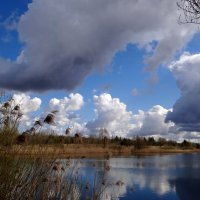 Облачно.. :: Антонина Гугаева