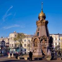 Москва Памятник героям Плевны. :: В и т а л и й .... Л а б з о'в