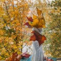 Осенний натюрморт :: Елена Кириллова