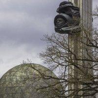 Памятник 600 летию Калуги :: Виктор