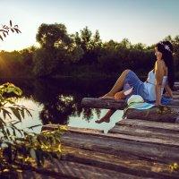 На закате дня :: Евгений Казаков