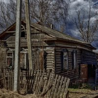 Дом без хозяина - куча дров. :: Анатолий. Chesnavik.