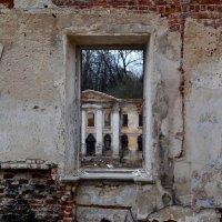 Заброшенная усадьба Гребнево .... :: Victor