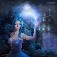 """Кукольный образ """"Волшебная сказка"""" :: Malinka Art Galina Kazan"""