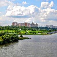 Братеевский каскадный парк :: Анатолий Колосов