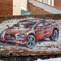 Графити :: Прима Игорь Кондратьевич