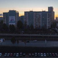 Предрассветный город :: Наталья Сиротина