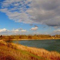 Озеро в Осовцах под Гомелем :: Александр Прокудин