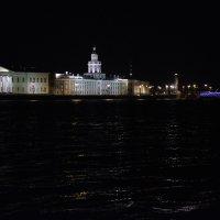 Ночной Питер :: Ольга Мореходова