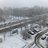Зима вернулась... :: ТАТЬЯНА (tatik)