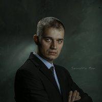 мужской портрет :: Александр Барденцев