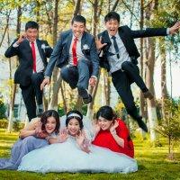 свадебный позитив :: Hурсултан Ибраимов фотограф