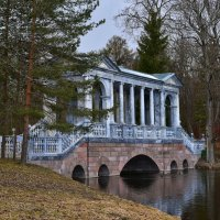 Мраморный мост. :: Наталья