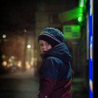 На всенощную :: Александр Майструк