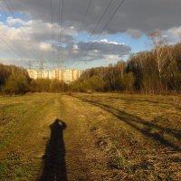 Время очень длинных теней :: Андрей Лукьянов