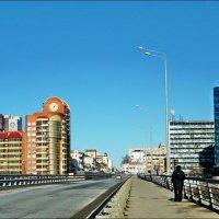 Южный въезд в город :: Надежда