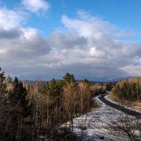 По дороге в Байкальск. :: Rafael