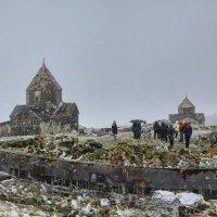 Монастырь Севанаванк. :: Анатолий Щербак