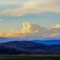 Вечерние облака... :: Арина