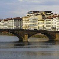 Флорентийский мост через Арну :: M Marikfoto