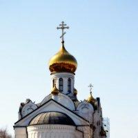 Церковь Святой Троицы :: ирина