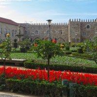 Епископский дворец и сад святой Барбары. :: ИРЭН@