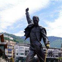 Памятник Фреди Меркури в Берне :: Илья Бурцев