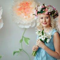 Цветочный :: Ольга Никонорова