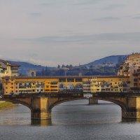Золотой мост на закате дня :: M Marikfoto