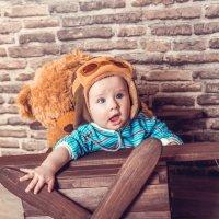 Смешной малыш) :: Марина Счастливая