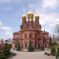 Церковь :: Николай Рогаткин