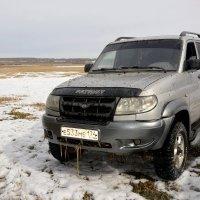 УАЗ Патриот... :: Дмитрий Петренко