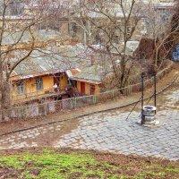 Одесские дворы... :: Вахтанг Хантадзе