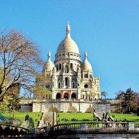 Была весна в Париже. :: Лара ***
