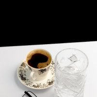 Черное и кофе :: Микто (Mikto) Михаил Носков