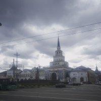 Комсомольская площадь, Ненастный дерь :: Вячеслав