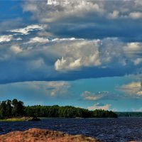 Где-то в ПАРКЕ МОНРЕПО или вид на остров Любви... :: Sergey Gordoff