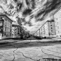 Morning in the city/утро в городе :: Dmitry Ozersky