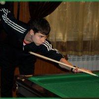 Катаем шары и иногда забиваем. :: Anatol Livtsov