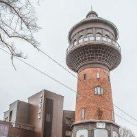 Водонапорная башня Кранца :: Sergey Polovnikov
